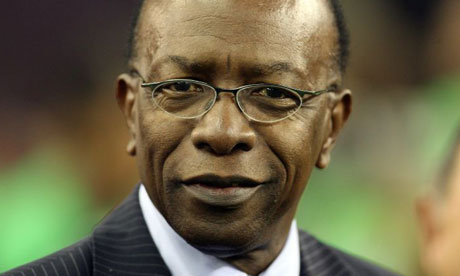 Photo: National Security Minister and ex-FIFA vice president Jack Warner.