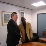 Integrity Commission asked for Warner update