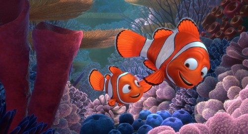 Photo: It looks like Nemo will have to find his own way home in the People's Partnership adaptation.