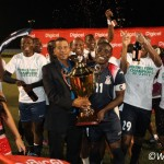 Champs Defence Force signs off on Pro League in style