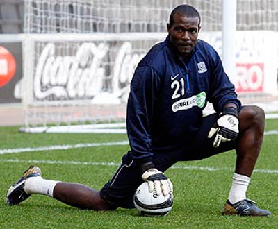 Photo: Former Trinidad and Tobago international goalkeeper Kelvin Jack.