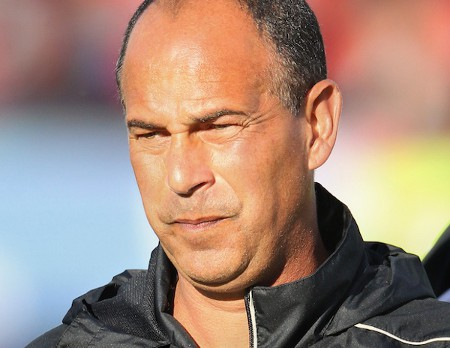 Photo: Trinidad-born former Canada coach Stephen Hart.