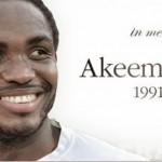 Gov't owes Akeem Adams' family $98k; all-star memorial match on Sunday