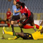 Kenwyne leads rusty but enthusiastic Warriors into Argentina