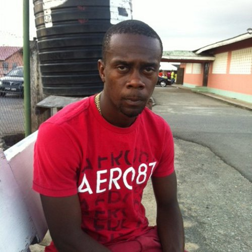 Photo: Point Fortin attacker Marcus Joseph. (Courtesy Leif Mathura/Wired868)