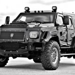 National Security tackles low detection rate with armoured SUVs… Eh?