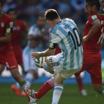Messi-dona magic: Argentina squeezes past resolute Iran