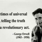 """Well, well Orwell: Is T&T drifting towards """"1984""""?"""