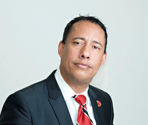 Photo: National Security Minister Gary Griffith. (Courtesy Ministry of National Security)
