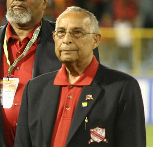 Photo: Former TTFF president Oliver Camps, who resigned his post in October 2012 after FIFA opened an investigation into his role in the Mohammed Bin Hammam bribery scandal.