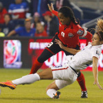 Women Warriors trouble US; before narrow opening loss
