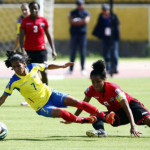 T&T women hold Ecuador; Warriors make point at altitude