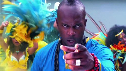 Photo: Trinidad and Tobago soca star Bunji Garlin. (Courtesy Vivo.com)