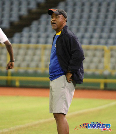 Photo: FC Santa Rosa coach and CONCACAF technical study group member Keith Look Loy. (Courtesy Wired868)