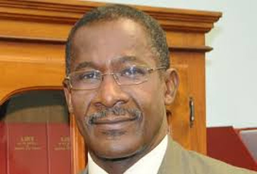 Photo: Justice Sebastian Ventour quit as deputy chairman of the Integrity Commission. (Courtesy i95.5FM)