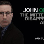 Snitches get smooches: John Oliver mauls Jack… with kindness