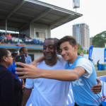 The Legends are here! Yorke, Lara, Latapy, Saha and more hit Tobago