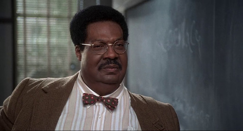 Photo: Mr Live Wire cannot confirm that the Nutty Professor plans to sue Roodal Moonilal for patent infringement.