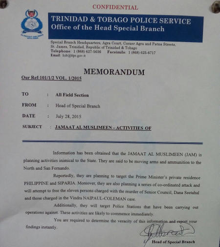 Photo: Alleged Police release.