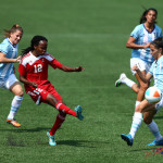 Women Warriors get encouraging 2016 Olympic qualifying group