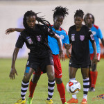 U-17 and U-20 W/Warriors raring to go, despite off-field issues
