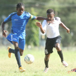 Amid blood and tears, Crown Trace FC youths sweating still; Enterprise enterprise fights on