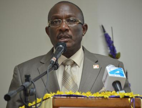 "Photo: Former Minister of Culture Winston ""Gypsy"" Peters. (Courtesy News.gov.tt)"