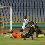 Army maintain three point lead with win over Jabloteh; Police flog Caledonia