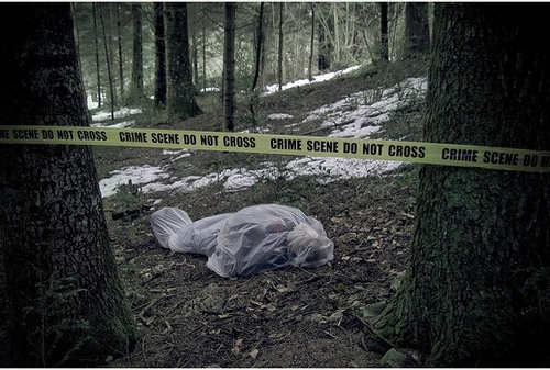 Photo: A murder victim. (Courtesy Canterburytimes.co.uk)