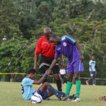 NSL: Club Sando come from behind to edge Real Maracas 2-1