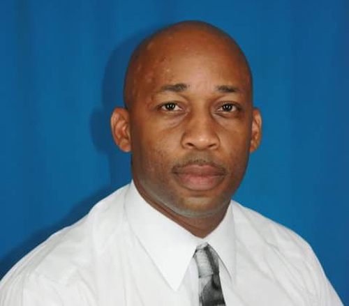 Photo: Trinidad and Tobago Referees Association vice-president Clynt Taylor.