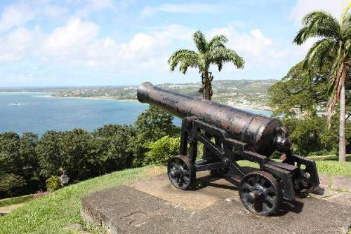 Photo: Fort King George in Scarborough, Tobago. (Courtesy Discover-tt.net)