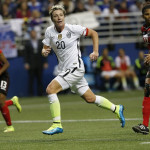 US women hit T&T for six; W/Warriors pondered strike before gala friendly