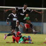 Central shake off controversy with five star performance against Jabloteh