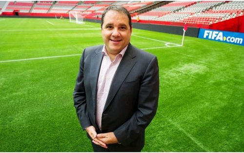 Photo: New CONCACAF president Victor Montagliani. (Copyright Prensa)
