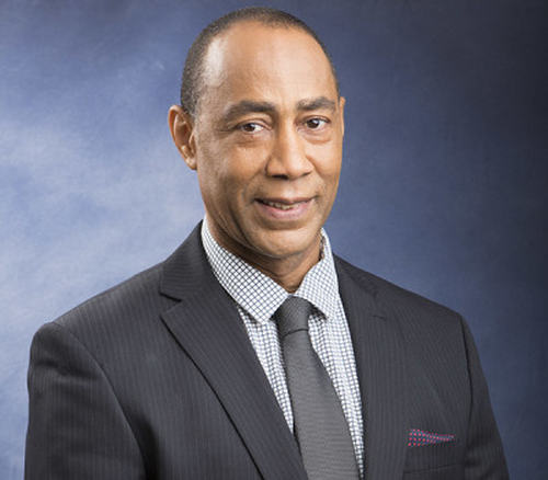 Photo: Law Association of Trinidad and Tobago vice-president Gerry Brooks. (Copyright NGC)
