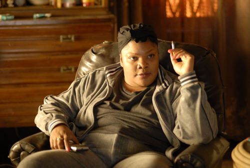 "Photo: Comedian and actress Mo'Nique plays the role of an abusive parent in ""Precious"". (Courtesy Indie Wire)"