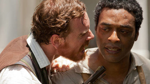 "Photo: A scene from acclaimed move ""40 Years A Slave."""
