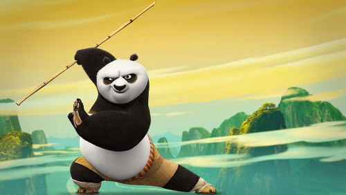 Photo: Kung Fu Panda. (Copyright Dreamworks.com)