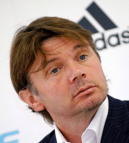 Photo: Former Japan World Cup coach Philippe Troussier was supposedly too expensive for the TTFA.