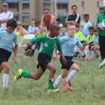 Queen's Park, Rangers and Belmont fill their boots in RBNYL North Zone goal fest