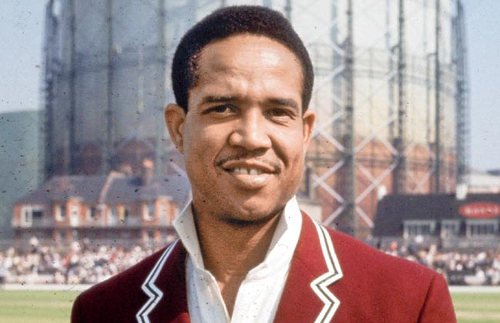 Photo: West Indies cricket legend Sir Garfield Sobers. (Copyright Mid-Day.com)