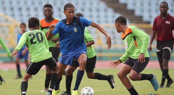 Seven Connection players in T&T U-15 team; 'Dada' and Look Loy complain about poaching
