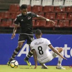 Gutsy Central edged 2-1 by Árabe in CONCACAF contest; Edwards contradicts club on his absence