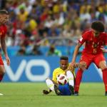 Sputnik 2018: Neymar blanked by VAR as Brazil tumble out; France, Belgium advance to all-Euro semis