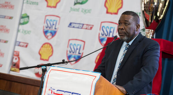 'It was a pleasure working with you'; Wallace officially resigns from SSFL