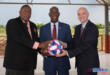 Infantino rallies for 'teammate' John-Williams, as TTFA president enjoys gala HOF opening