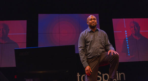 TedXPoS (Video): Sport as entertainment, tool for excellence and catalyst for social change