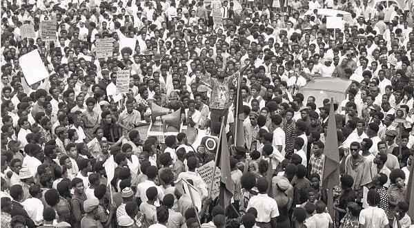 Remembering the 1970 Mass People's Movement and the Church
