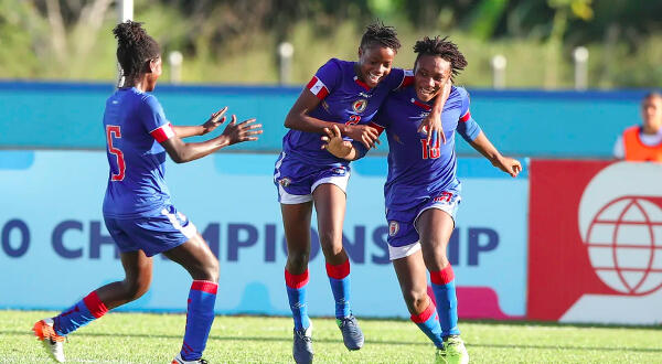 Dumornay dominates as Haiti rout T&T 7-0, Look Loy explains decision to use reserve players